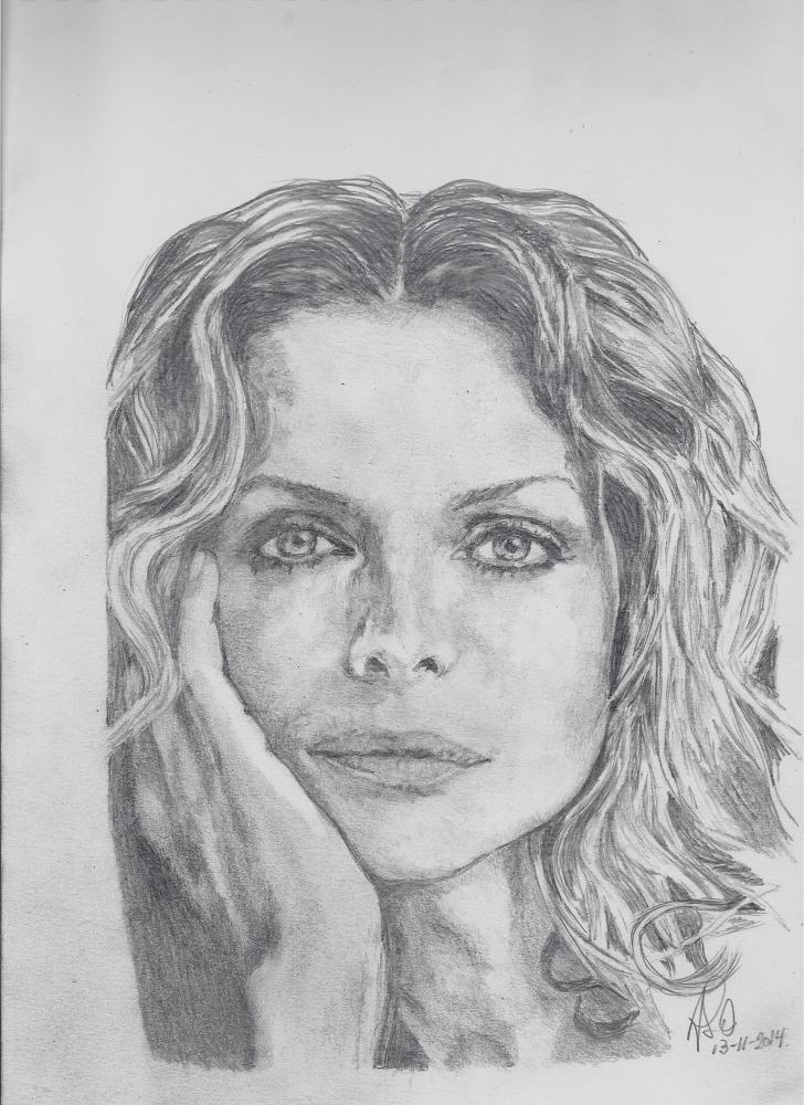 Michelle Pfeiffer by ABO